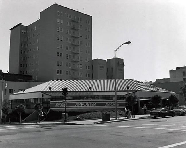 Airporter Terminal, 1982