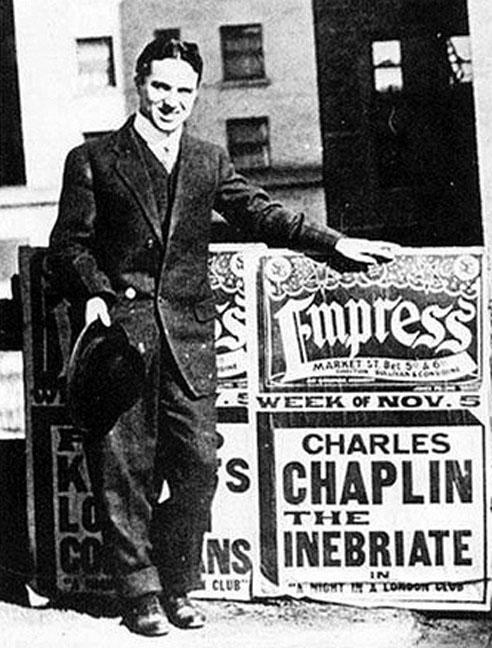 Chaplin-Empress