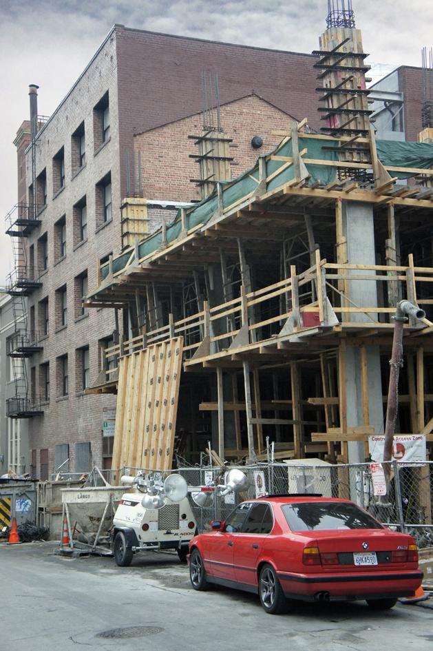 struction Site - Jessie Street