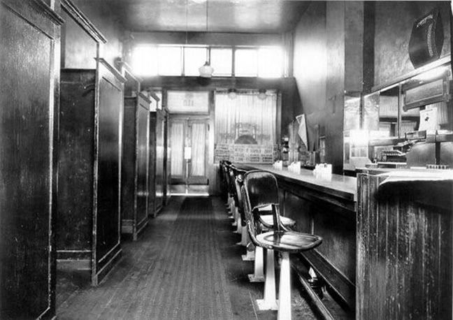 Crystal (interior), 1931