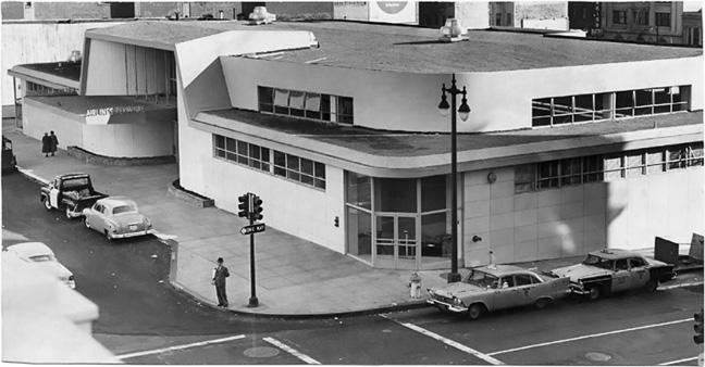 Downtown Terminal, 1959