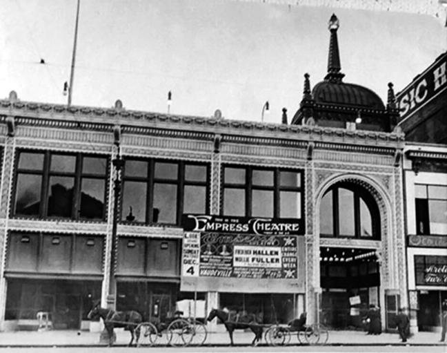 Empress Theater_1910