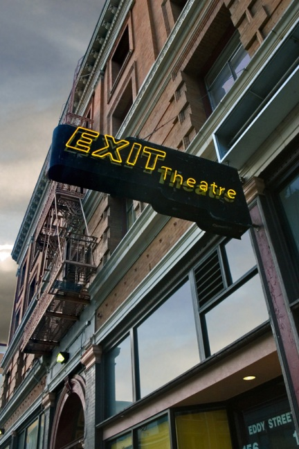 Exit-Theater