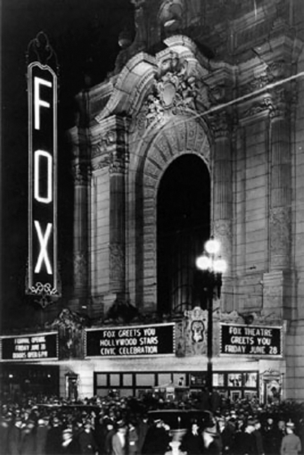 Fox Theater_1929