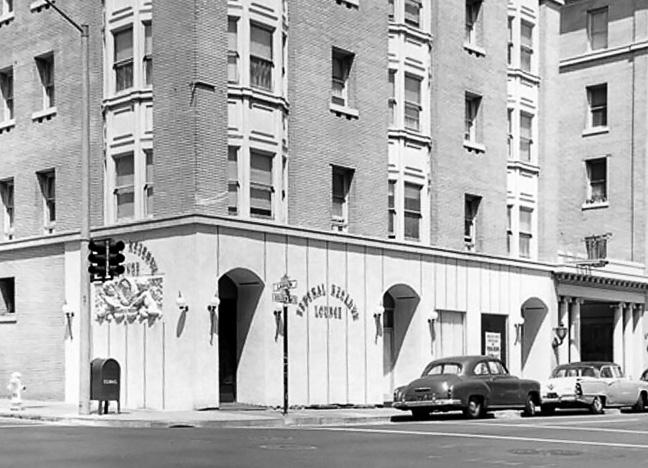 Golden Gate & Larkin, 1964