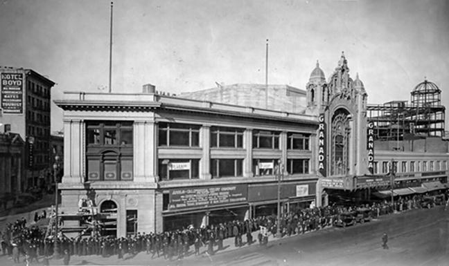 Granada Theater_1921