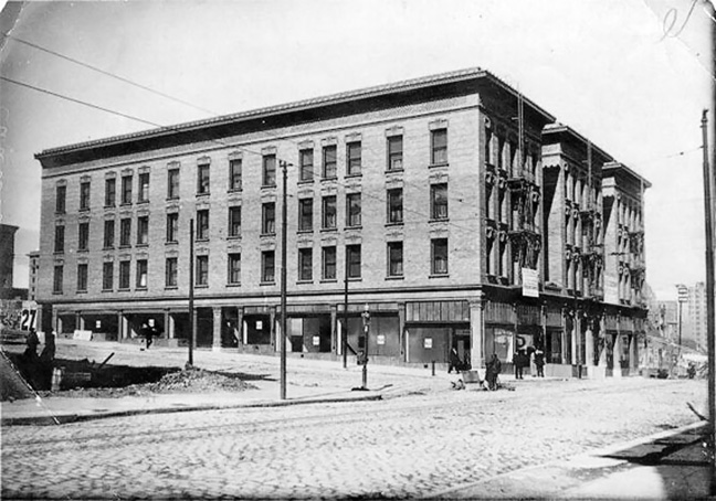 hotel-cadillac_ca1907. Source: San Francisco History Center,