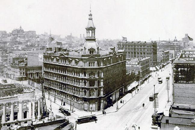 Market & Jones, 1891