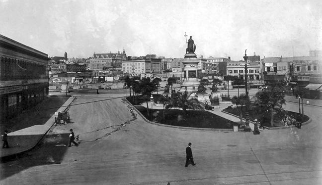 Marshall Square, 1914