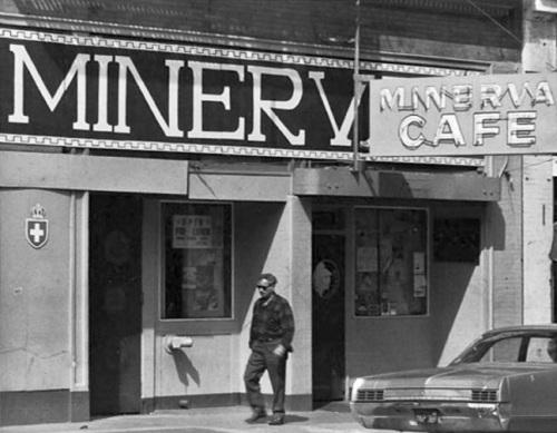 Minerva Cafe, 1974