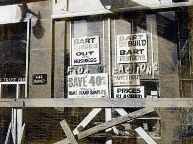 Out of Business, 1969