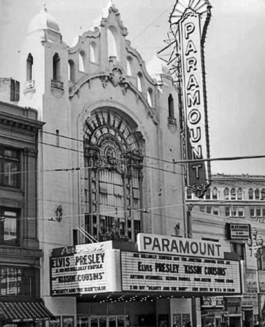 Paramount Theater_1964
