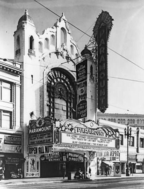 Paramount Theater_c1945