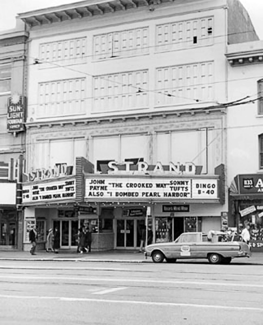 Strand Theater_1964