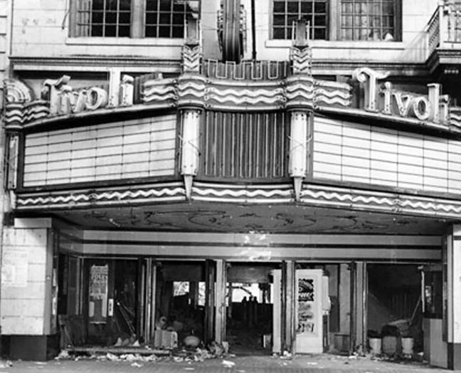 Tivoli Opera House, 1951
