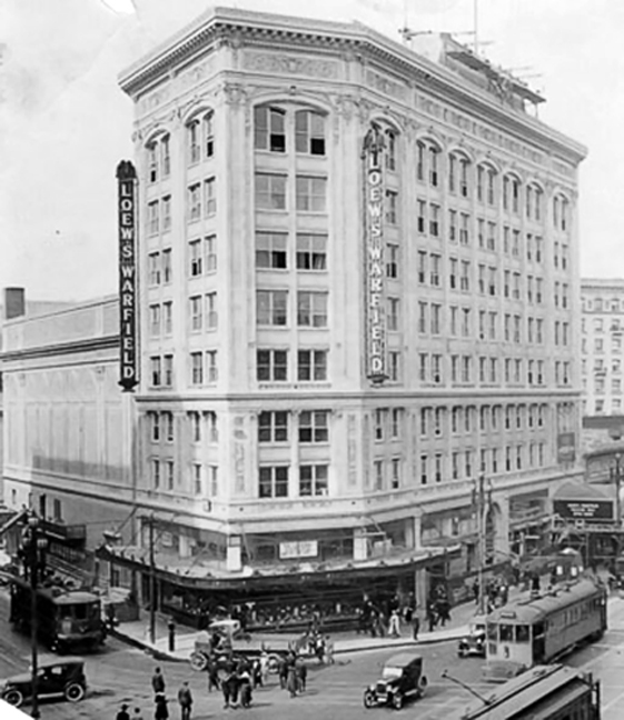 Warfield Building_1922