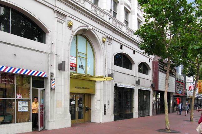 Warfield-Storefronts