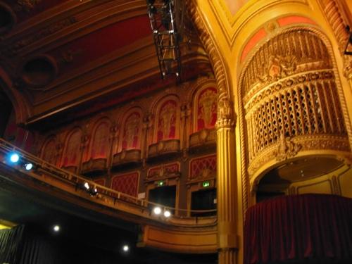 Proscenium & Loge
