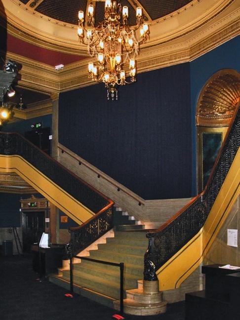 Warfield-Stairs