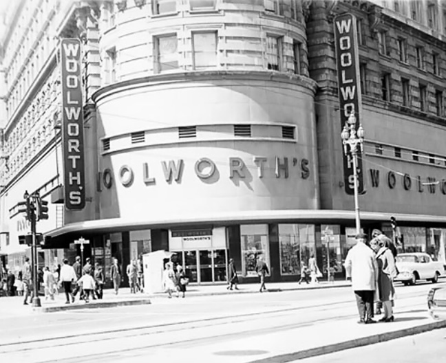 Woolworth's_1964