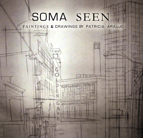 SOMA SEEN - front cover