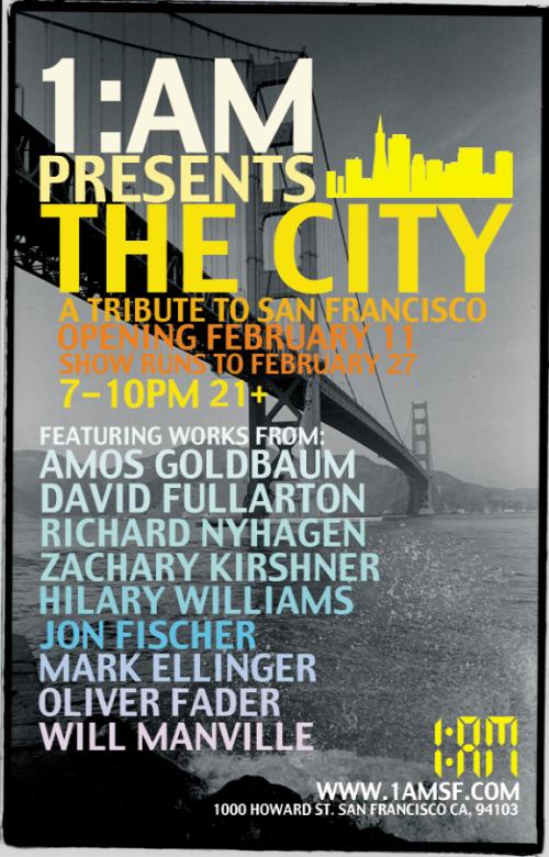 1AM_City_poster