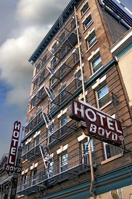 Boyd Hotel