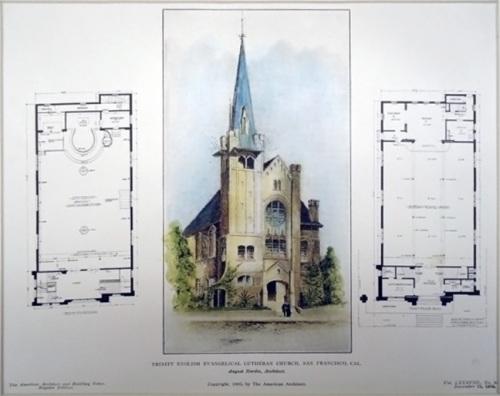 Trinity Church, 1905