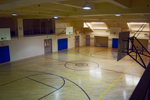 Tower-Gymnasium