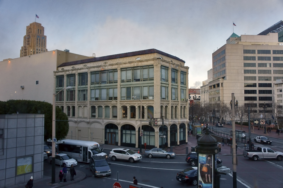 Marshall Square Building