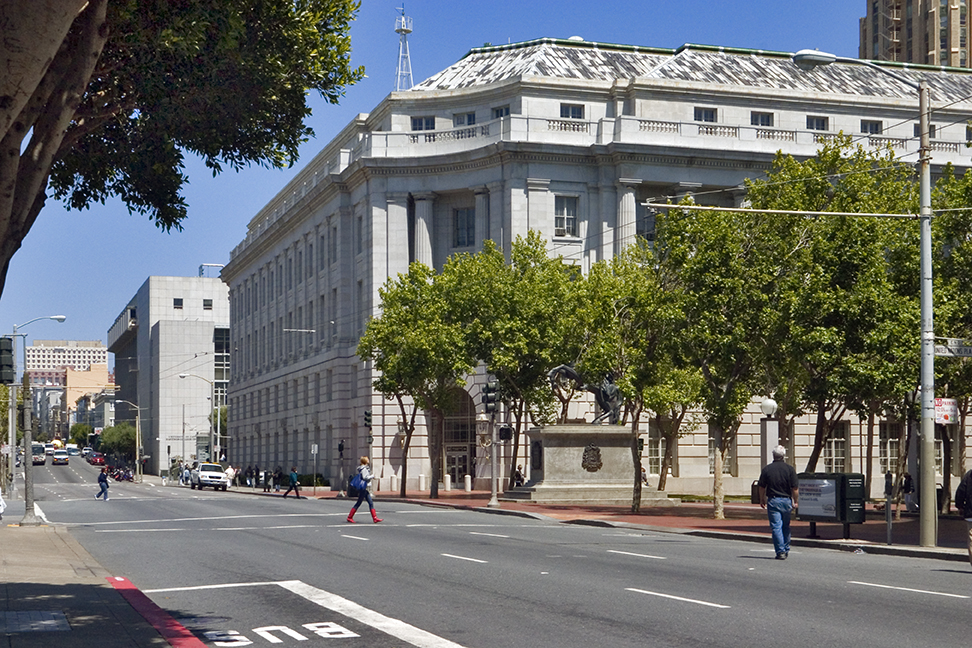 Old Federal Building