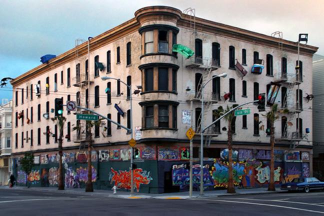 Minna Hotel San Francisco Erfahrung