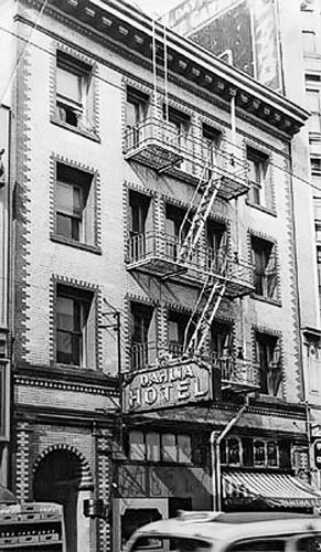 Dahlia Hotel_1937