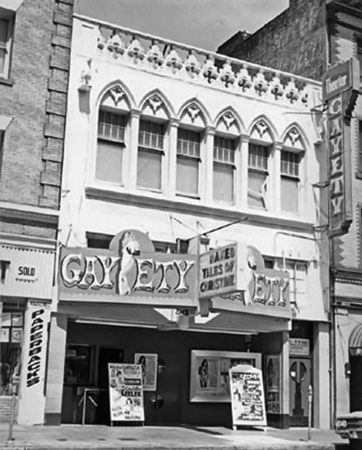 Gayety-Theater_1964-