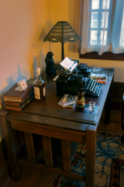 Dashiell Hammett's Desk