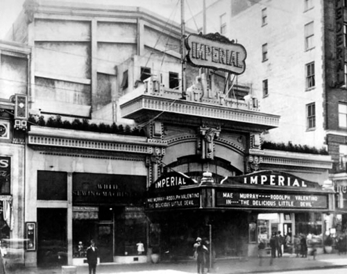Imperial Theater_1919